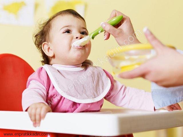 Bir Aylıktan Dört Aylığa Bebeklerde Uyku ve Beslenme