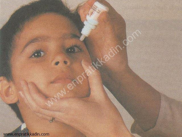 Çocuklarda Göz Hastalıkları, Nedenleri ve Tedavisi