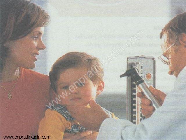 Çocuklarda Kulak Ağrısı ve Tedavisi