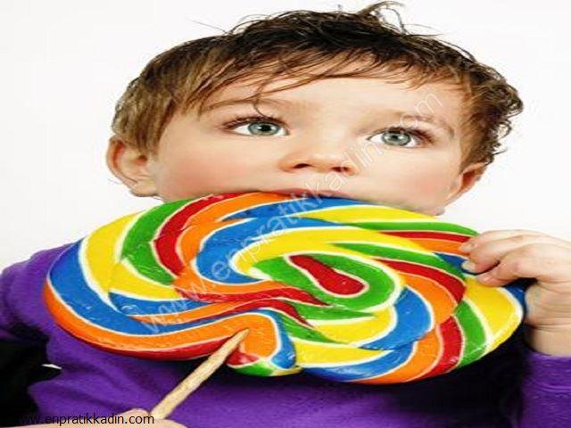 Çocuklarda Şeker Yeme Alışkanlığı ve Zararları