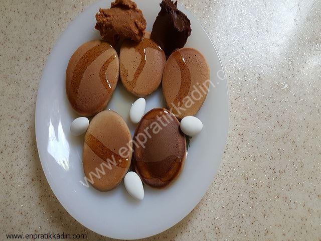 Kakaolu Pankek Yapımı