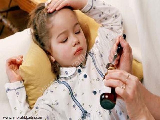Çocuk Hastalandığında Yapılması Gerekenler