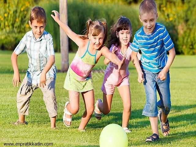Çocukların Arkadaş Edinmesi