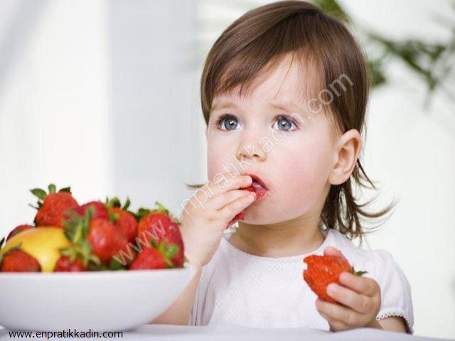 Çocukların Yemek Seçmesi ve Kaprisleri