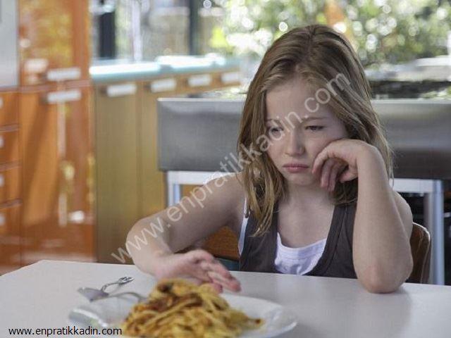 Çocuğun Aşırı veya Yetersiz Yediği Nasıl Anlaşılır