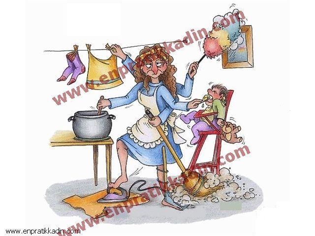 Mutfakta Pratik Bilgiler ve Püf Noktalar