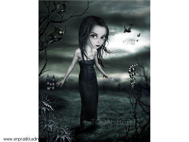 Siyah ve Beyaz Resimler