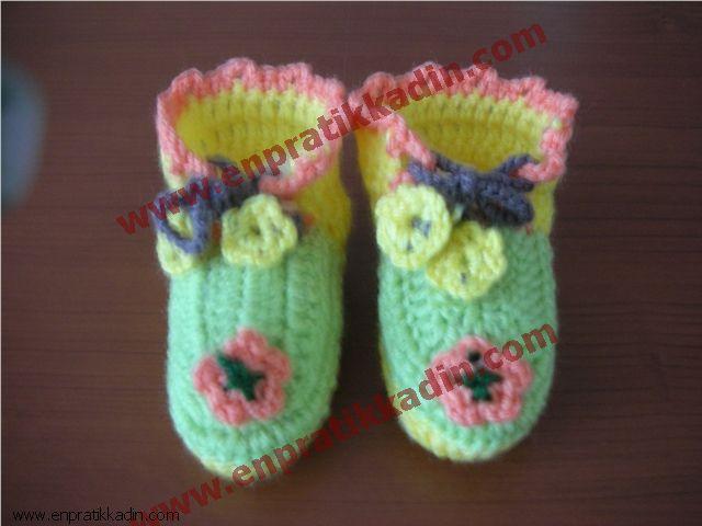 Bebek Patiği Modelleri
