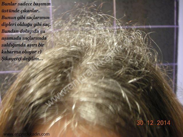 Sığır İliğinin Saçımda Yaptığı Değişimler