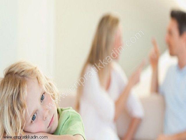 Anlaşamayan Çiftlerin Çocuğa Etkisi