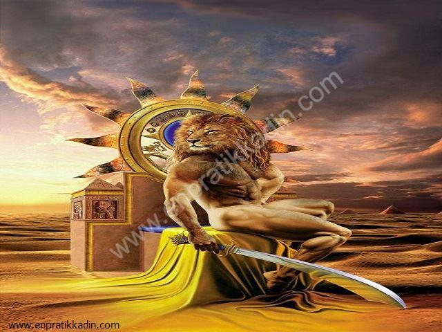 Aslan Burcu ve Lüks Merakı