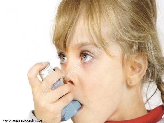Astım Krizinin Nedenleri ve Çocuklarda Astım