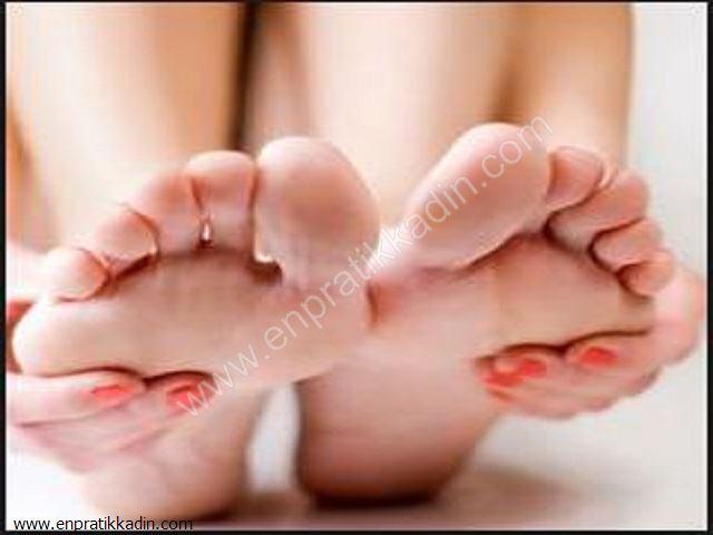 Ayak Ağrısına Pratik Çözüm