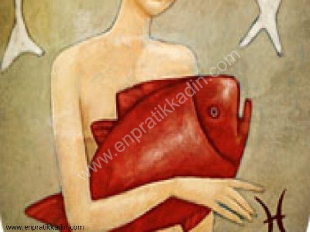 Balık Burcu Kadını ve Cazibesi