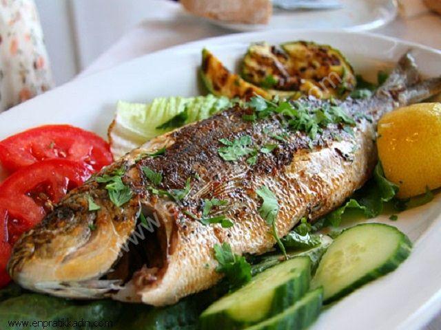 Balık Pişirme de Püf Noktalar