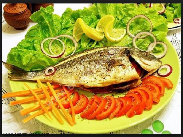 Balık Servisi ve Yenme Şekli
