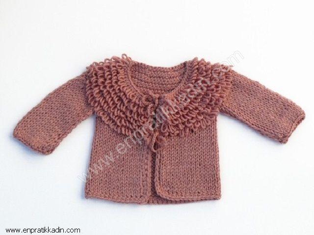 Bebek Ceket ve Yelekleri