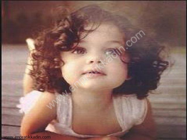 Bebeklerde ve Çocuklarda Saç Bakımı