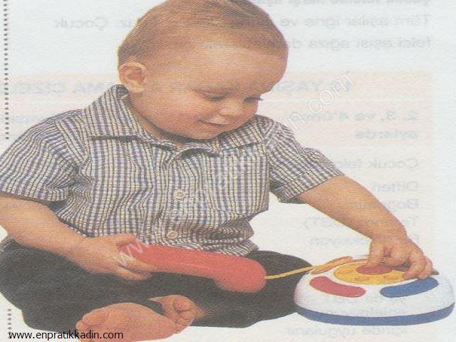 Bebeklerin Doğumdan Sonra Düzenli Gelişimi