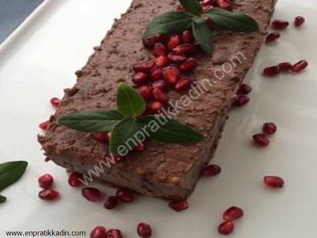 Bisküvili Kakaolu Pasta