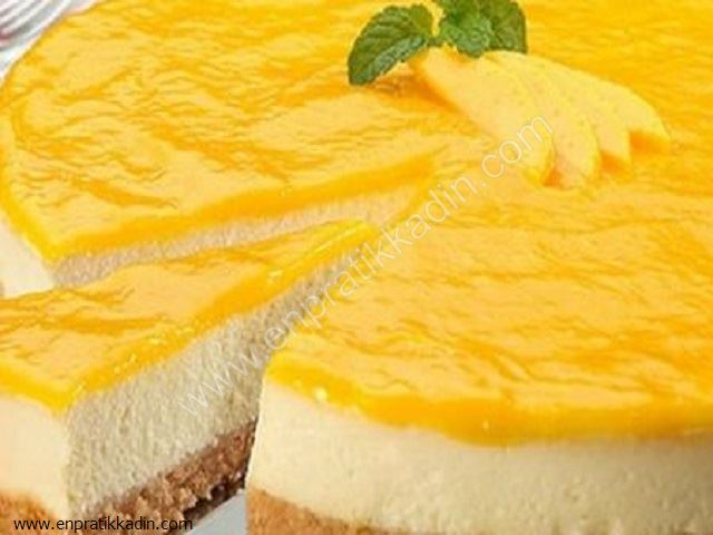 Bisküvili Oraletli Muhallebili Pasta