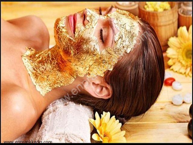 Botox Jel ve Boyun Kırışıklıkları için Maske
