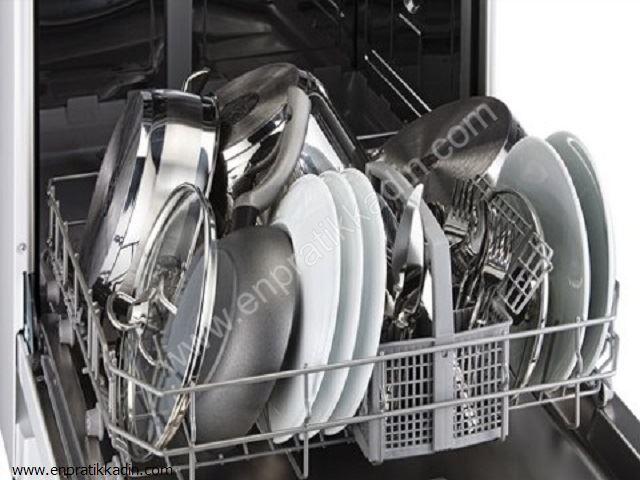 Evde Bulaşık Makinesi Nasıl Kullanılmalı