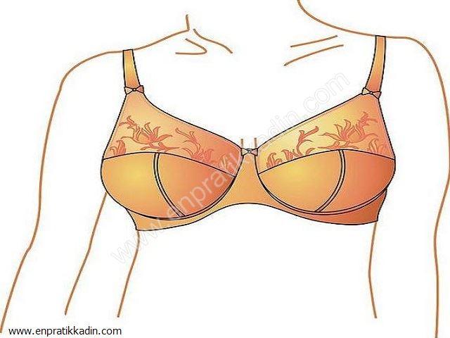 Büyük Göğüslere Uygun Sutyen Nasıl Olmalı