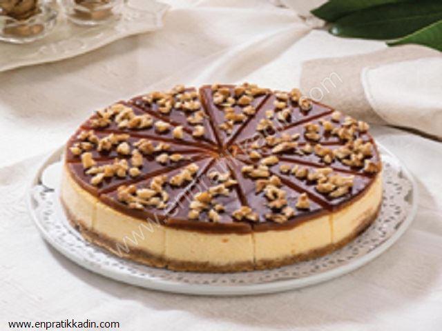 Cevizli Cheesecake
