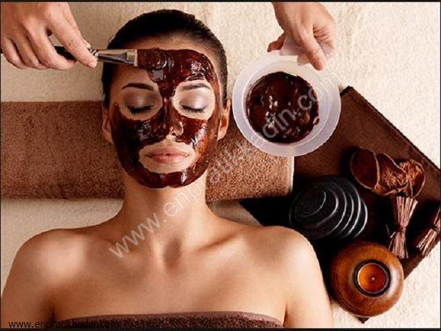 Çikolatalı Selülit ve Yüz Maskesi Yapımı