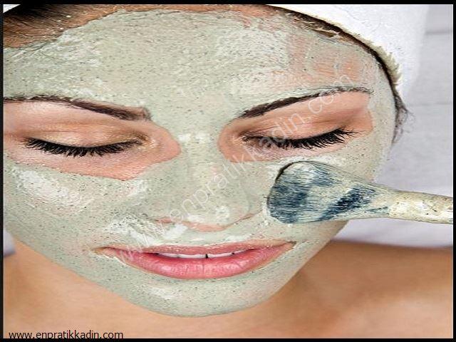 Cilt Bakımı ve Cilt Lekeleri Maskesi