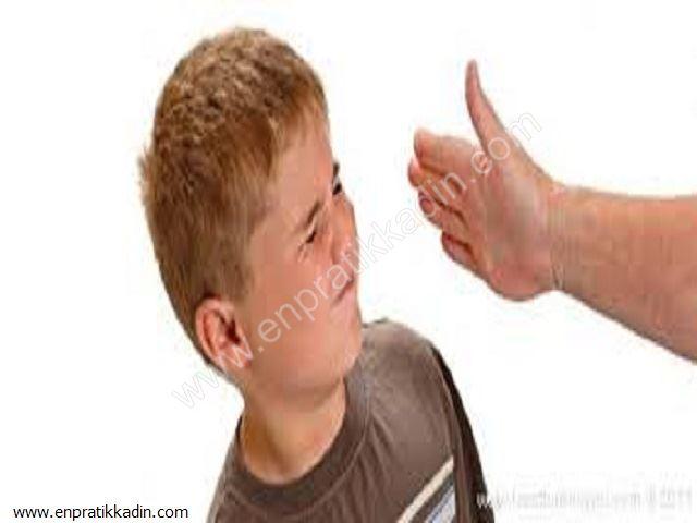 Çocuğa Tokat Atmanın Sonuçları Nelerdir