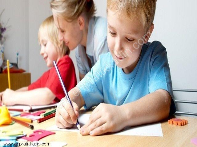 Çocuğun Ödevlerini Sevmesi