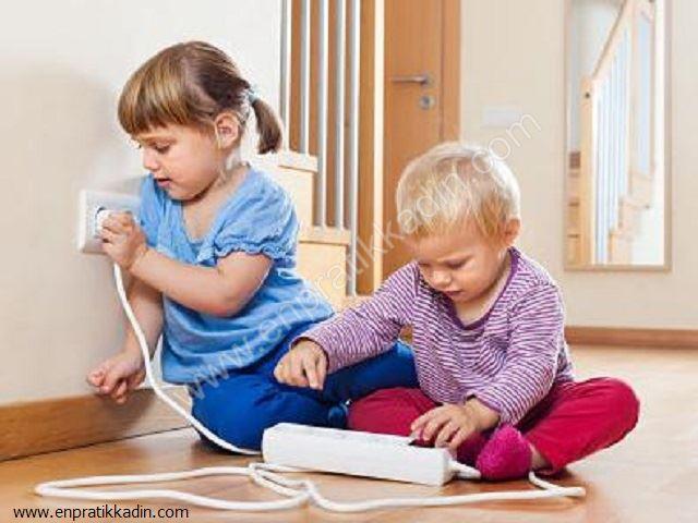 Çocuklar İçin Evde ve Banyoda Güvenlik Önlemleri