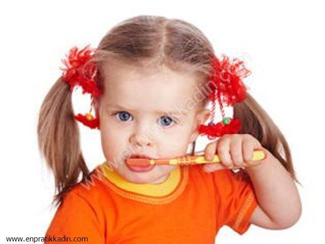 Çocukların İlk Dişleri ve Ağız Bakımı