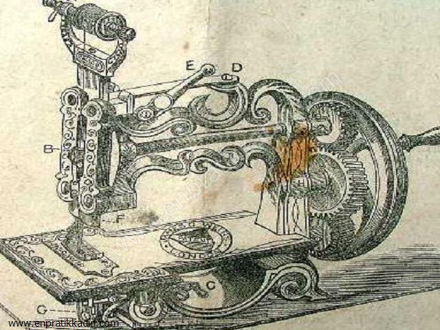 Dikiş Makinesinde Dişliler Ne İşe Yarar