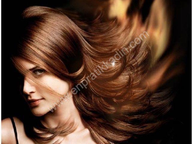 Dolgun Saçlar İçin