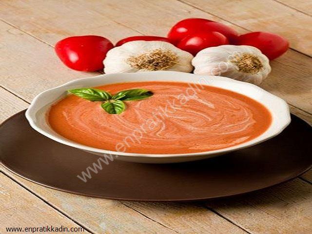 Domates Çorbası (Lezzet Coşkusu)