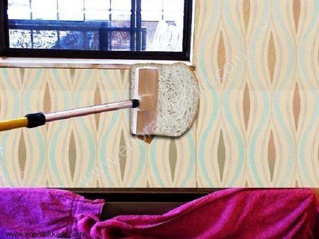Duvar Kağıdını Temizlemenin Pratik Yolu
