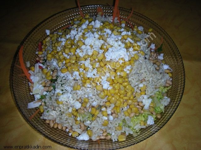 Enpratikkadın Salatası