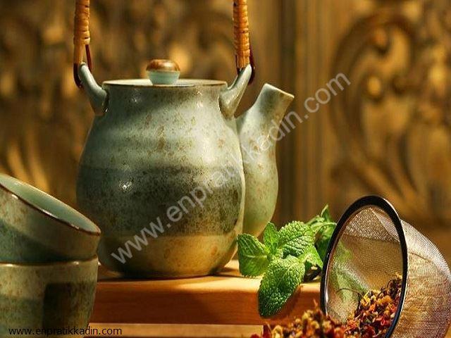 Ev Yapımı Güzellik ve Sağlık Çayları