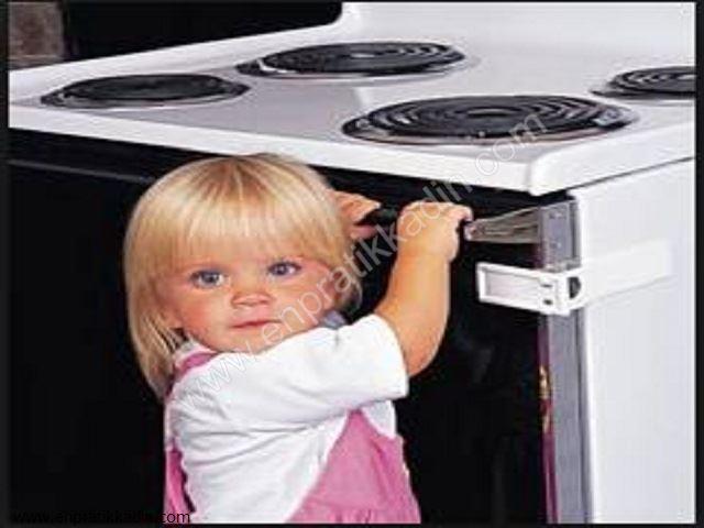 Evde ve Mutfakta Çocuk Kazaları