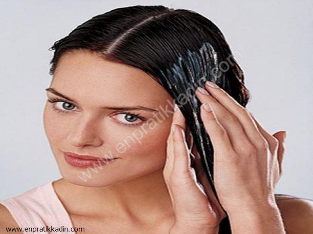 Evde Yıpranmış Saç Maskesi Tarifi