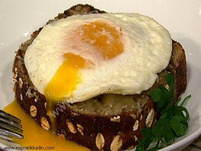 Farklı Tarif Yumurtalı Ekmek