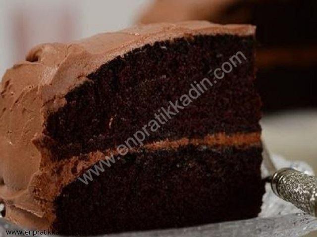 Fırında Çikolatalı Pasta