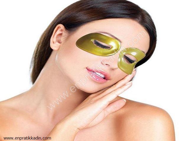Göz Altı Morlukları için Evde Maske Tarifi