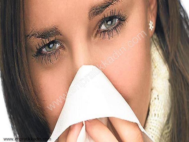Grip (İnfluenza) ve Soğuk Algınlığı