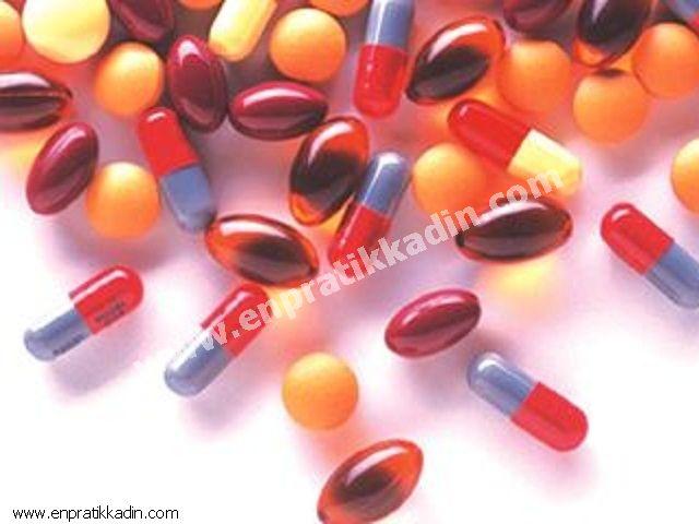 Hangi İlaçla Hangi Vitaminler Kullanılmalı?