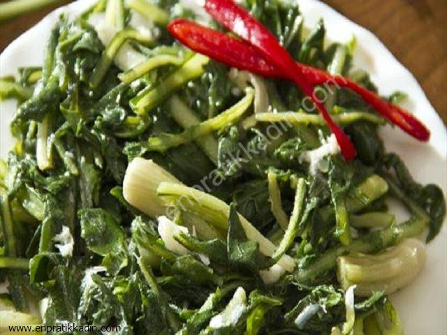Hindiba Salatası (Radika)