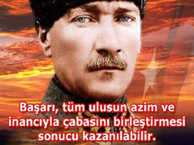 Atatürk ve Alçakgönüllülüğü